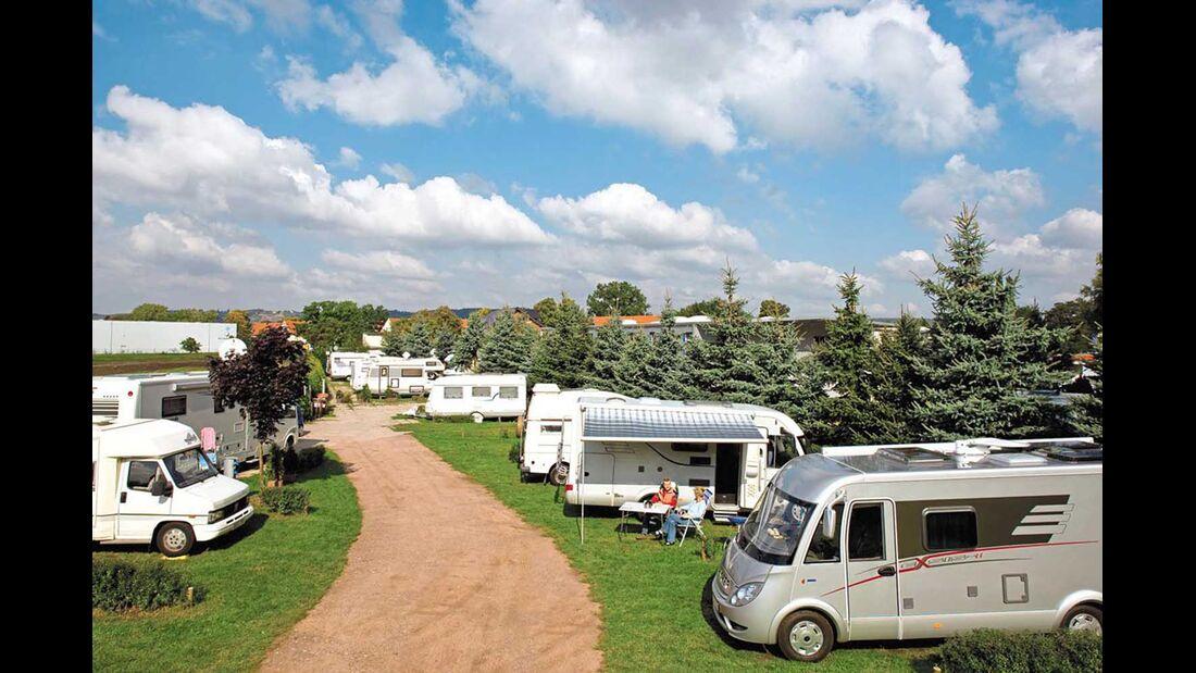 Caravaningpark Schaffer-Mobil Dresden