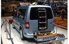 Caravav Salon 2008 VW Caddy Topos Sail Wohnmobile Reisemobile promobil