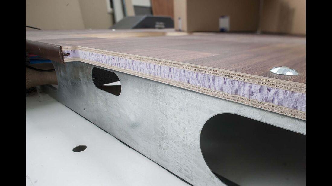 Carthago C-Compactline neuer Doppelboden