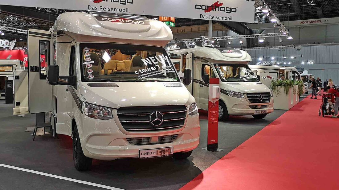 Carthago C-Tourer (2021)