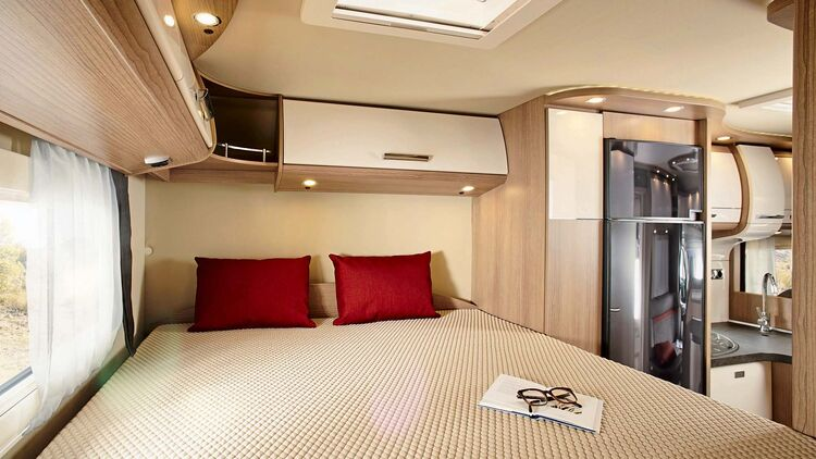 Bett teilen ein Drei sich Paare Geteiltes Bett: