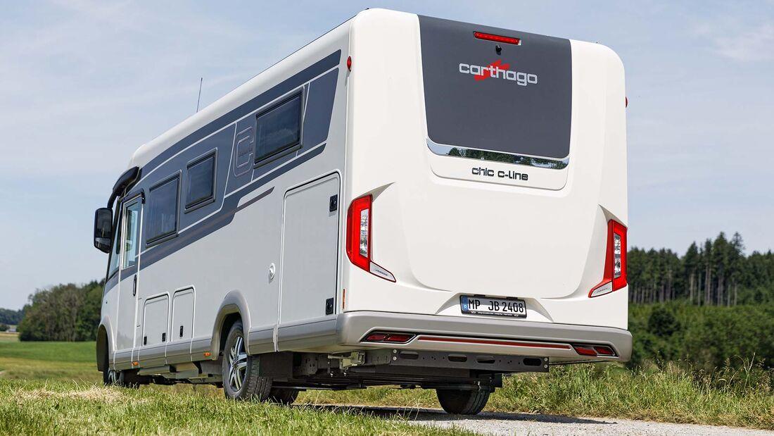 Carthago Chic C-Line (2022)