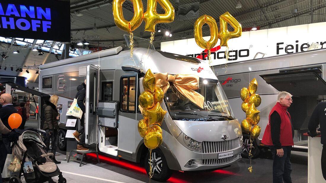 Carthago Chic E-Line 40edition (2019)