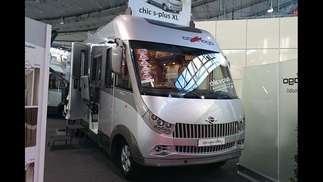 Carthago Chic S-Plus I 58 XL