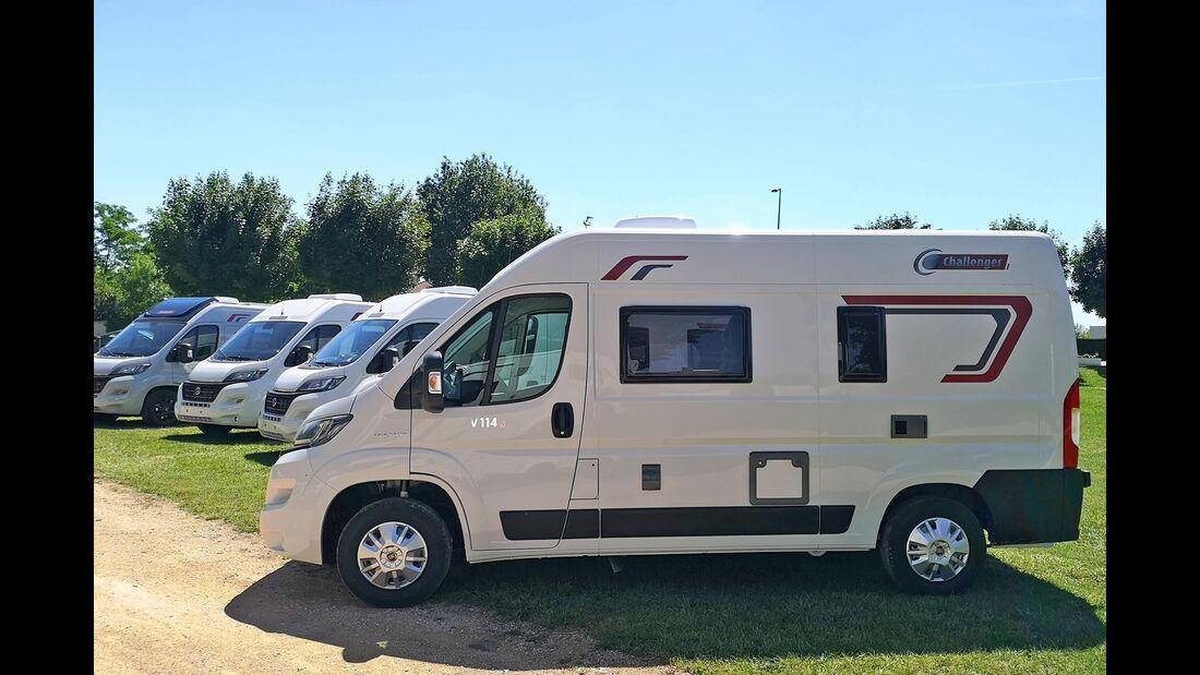 Challenger Campingbusse (2020)
