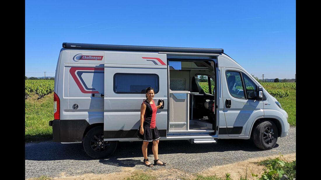 Challenger V114 Campingbus (2020)