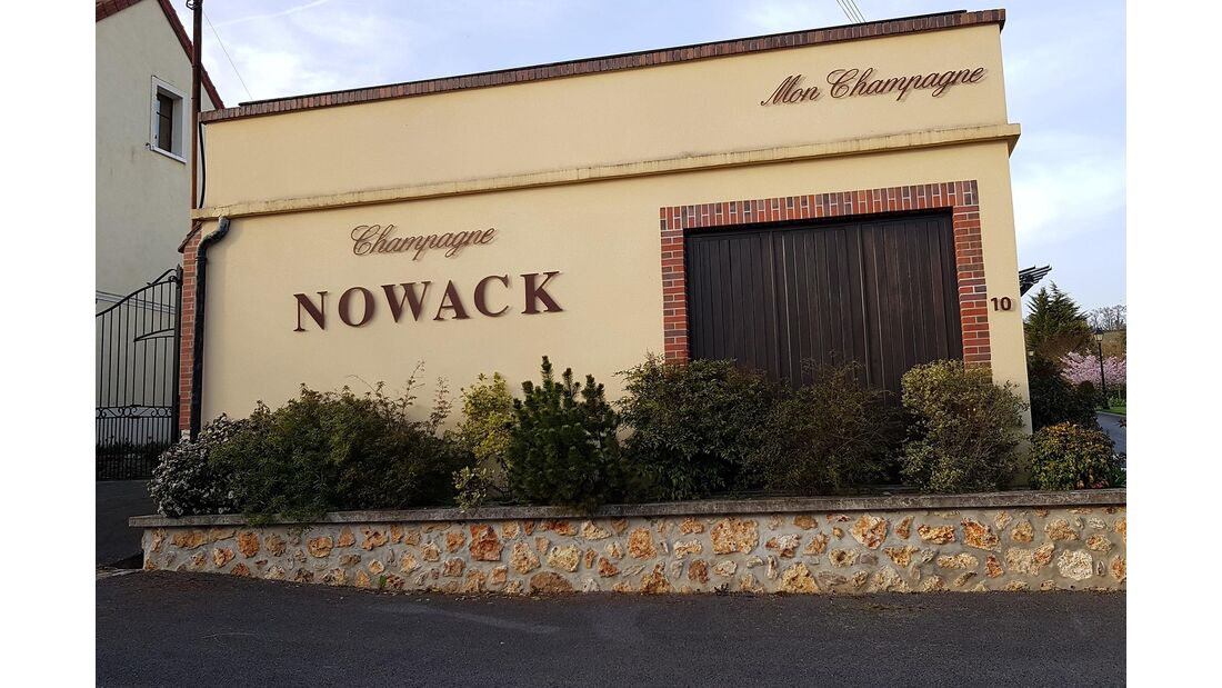 Champagne Nowack