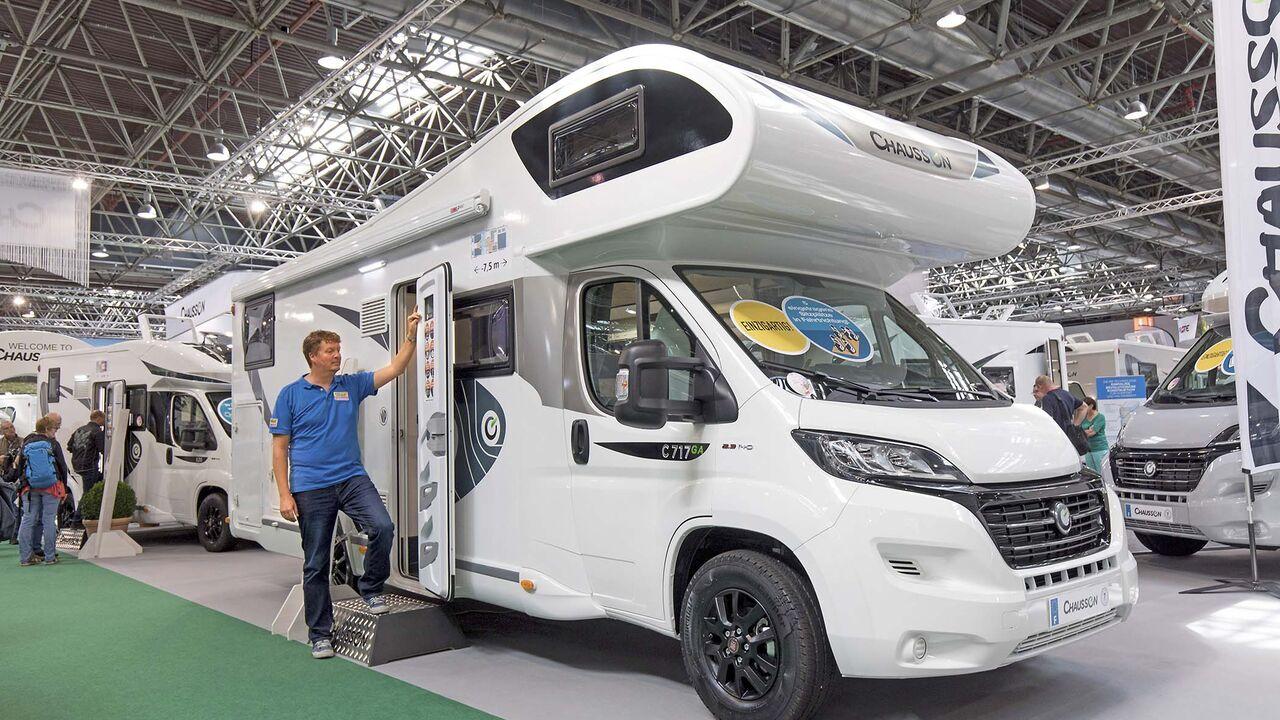 Alle Neuheiten der Alkoven-Wohnmobile 9  Promobil