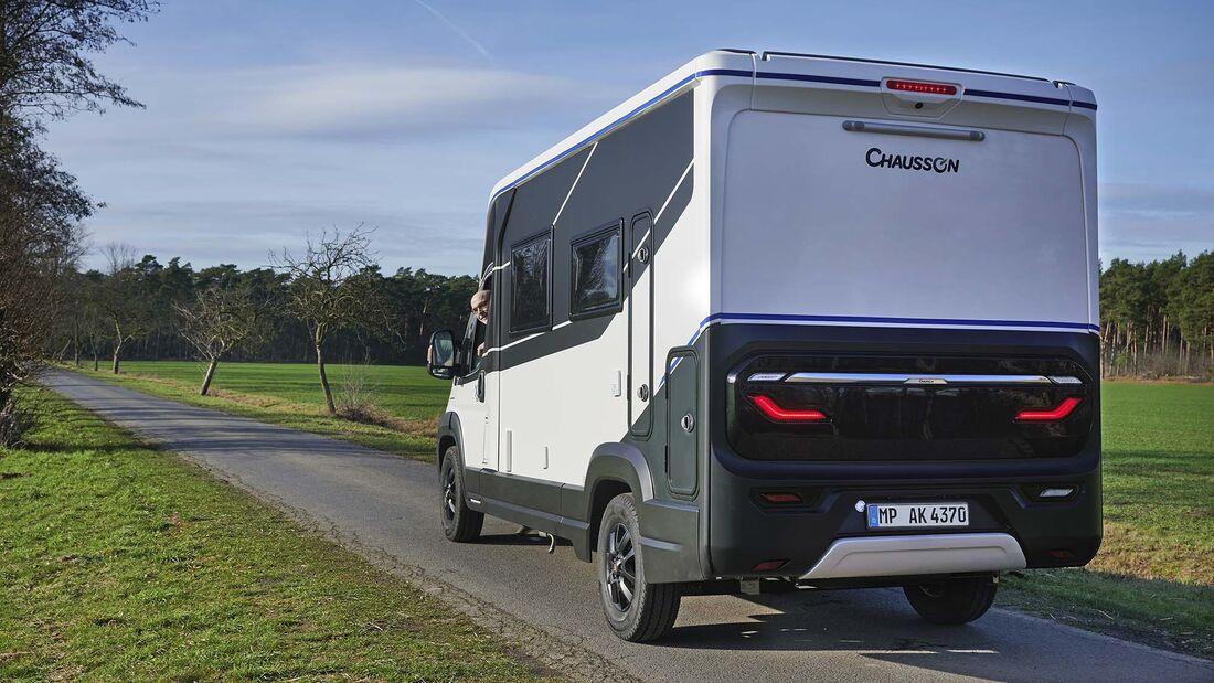 Chausson Combo X 550 (2021)