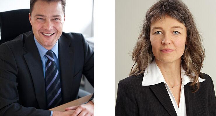 Christian Scholze übernimmt die Gesamtleitung Marketing-Kommunikation, Monika Prandl führt in Zukunft die digitale Medien und Anja Schmidt ist die neue Ansprechpartnerin der Presse