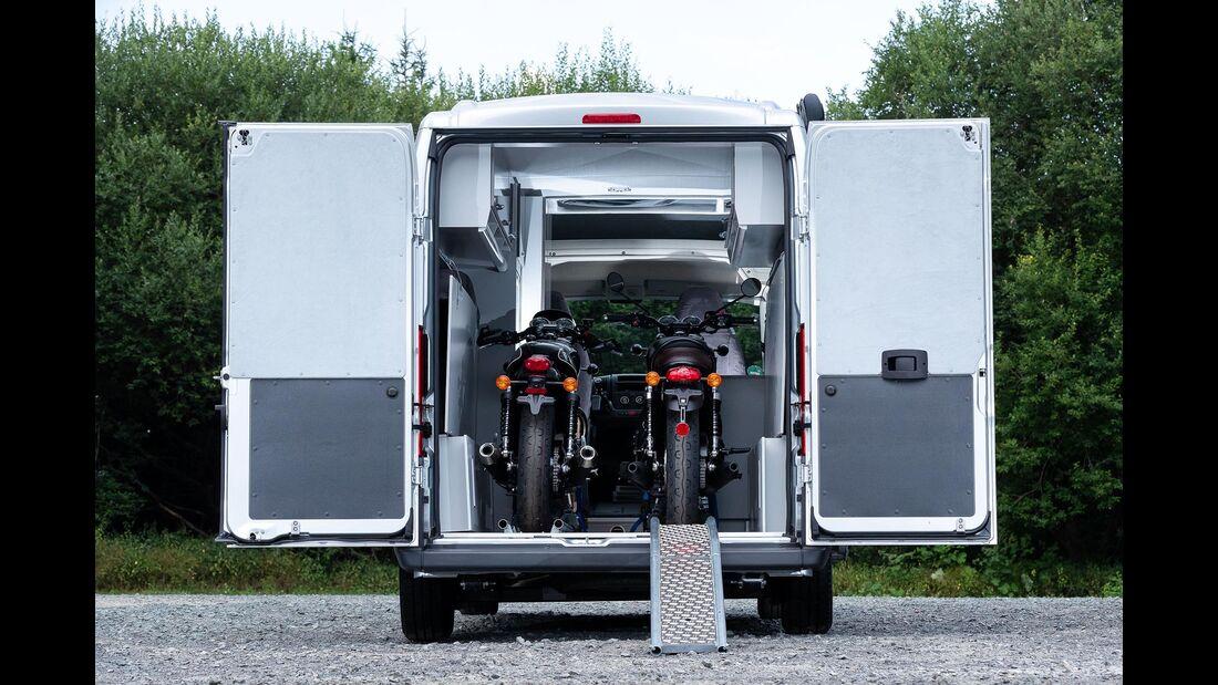 Citroën Jumper Biker Solution (2019)