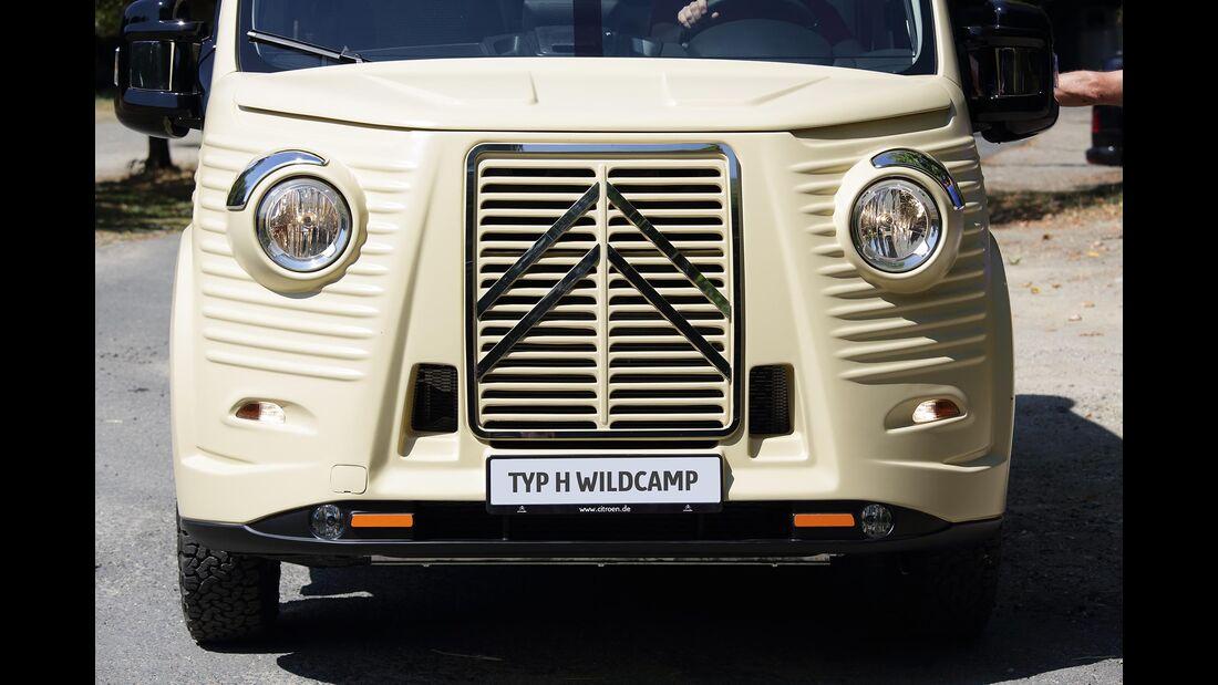 Citroën Typ H WildCamp (2019)