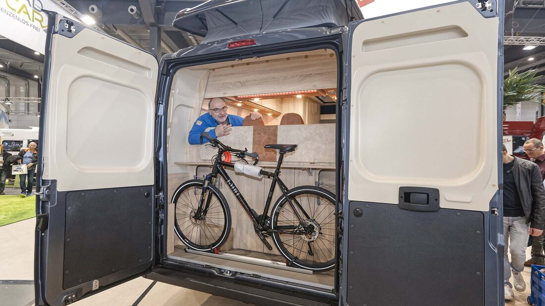 Clever Bike 540 (2020)