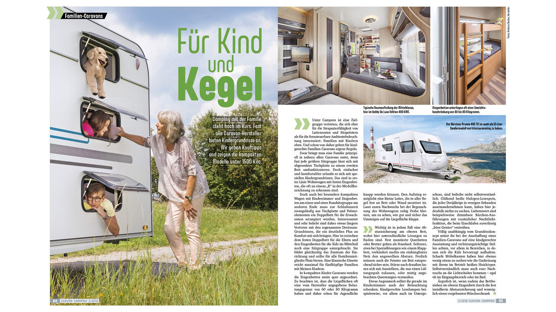 Clever Campen 2/2018