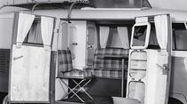 Clever Campen Camping-Oldie