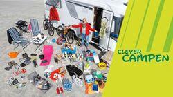 Clever Campen Podcast Folge 10, Grundausstattung, Zubehör