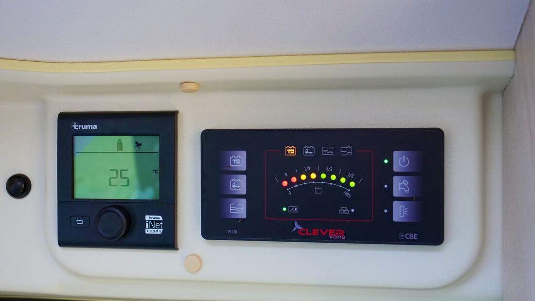 Clever Move Citroen Jumper Kastenwagen 2020
