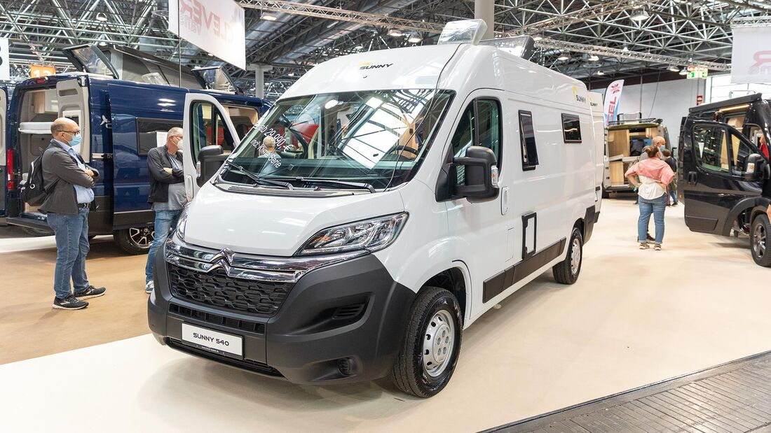 Clever Sunny 540 (2022)