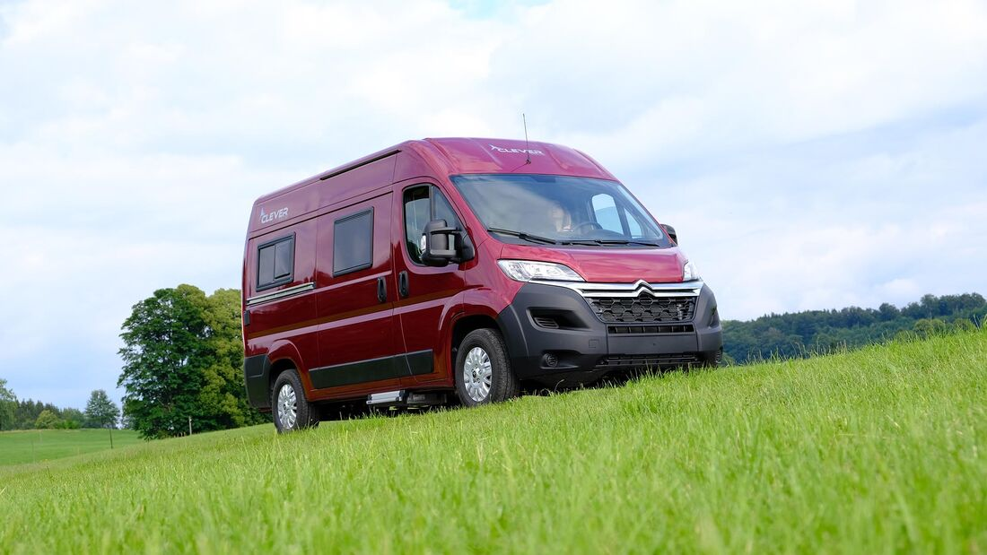 Clever Van For II 540 (2019)