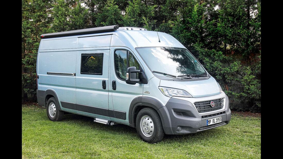 Clever Vans Campingbus