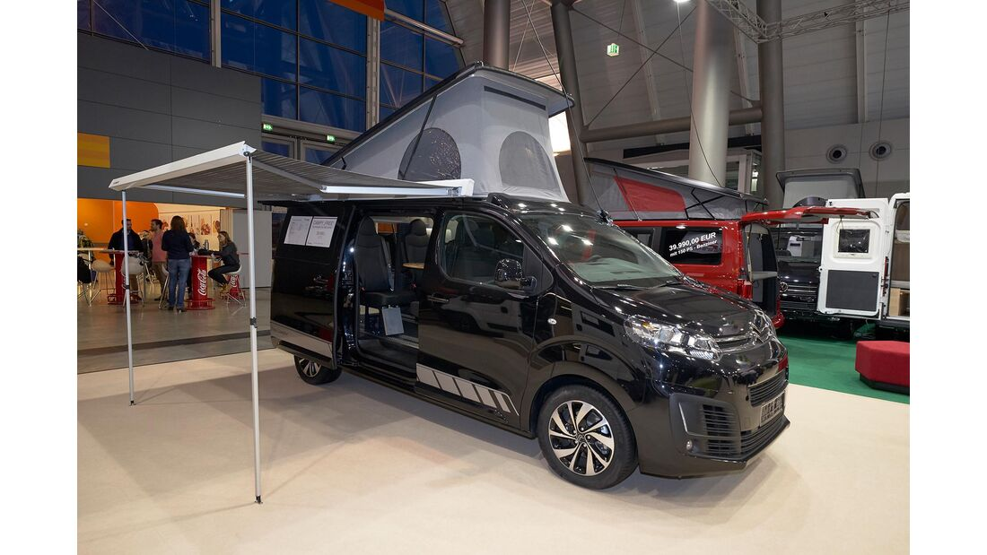 Clever Vans Campy Free (2019)