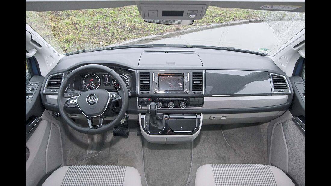Cockpit VW California
