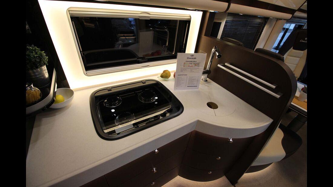 Concorde Charisma 920 G Küche