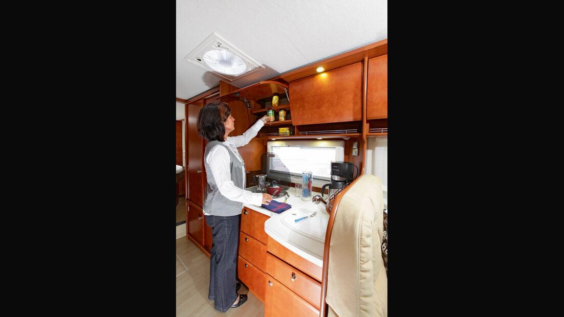 Concorde Credo 833 M Küche
