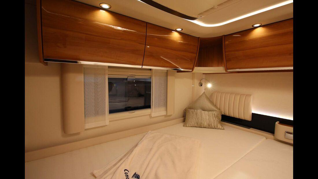 Concorde Liner Plus 996 L Bett, Schränke