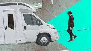 Connectivity autonomes Reisemobil
