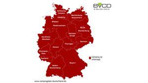 Corona: Campingplätze deutschlandweit geschlossen