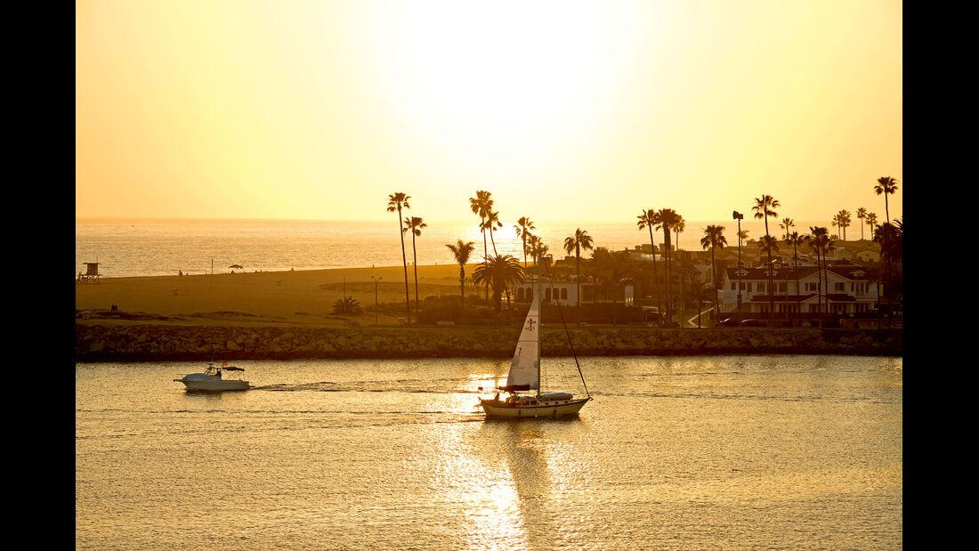 Corona Del Mar in Newport Beach.