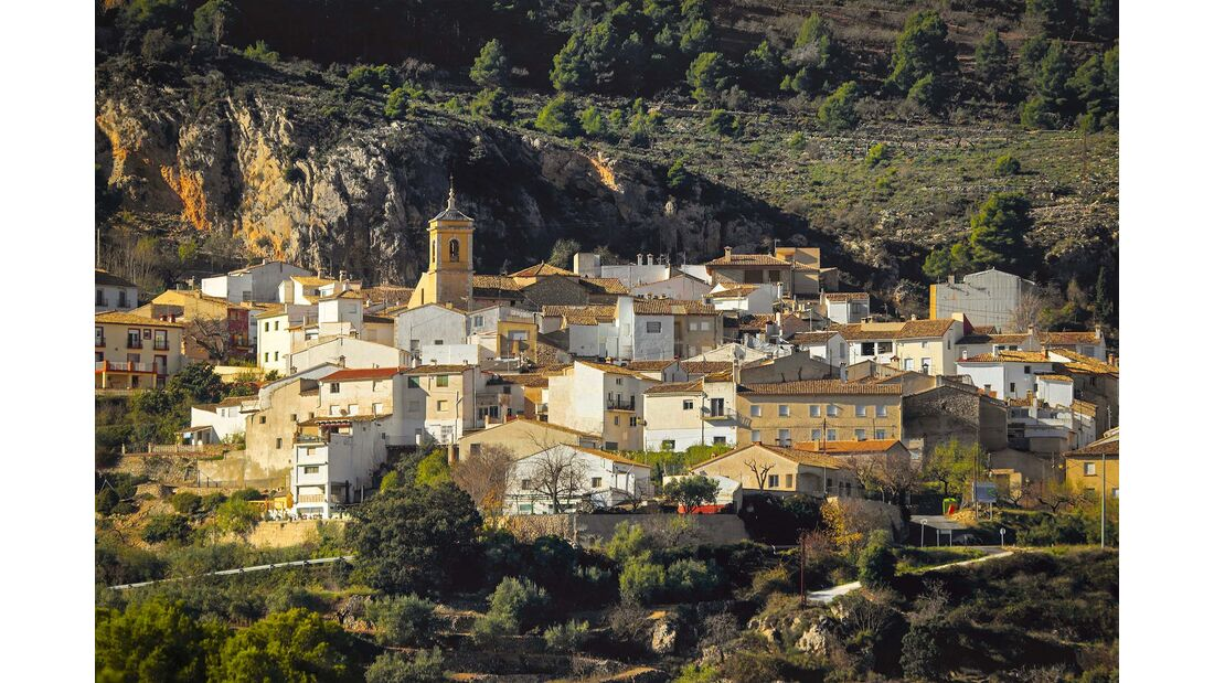 Costa Blanca Spanien