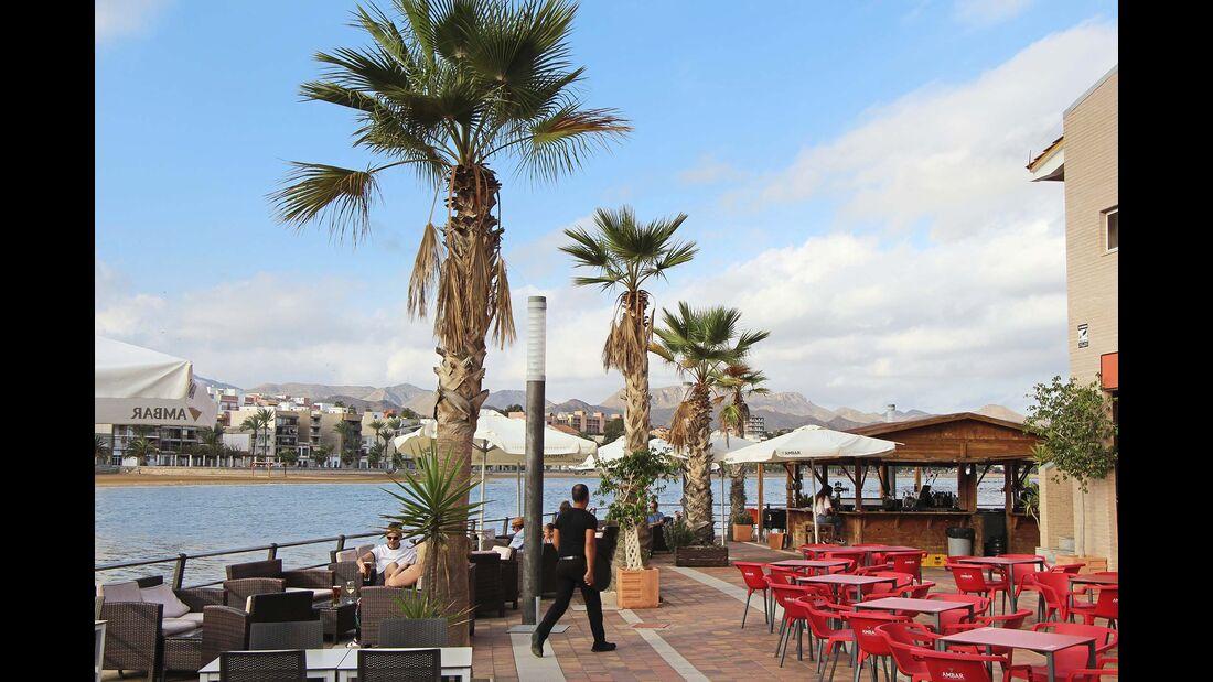 Costa Cálida Hafen