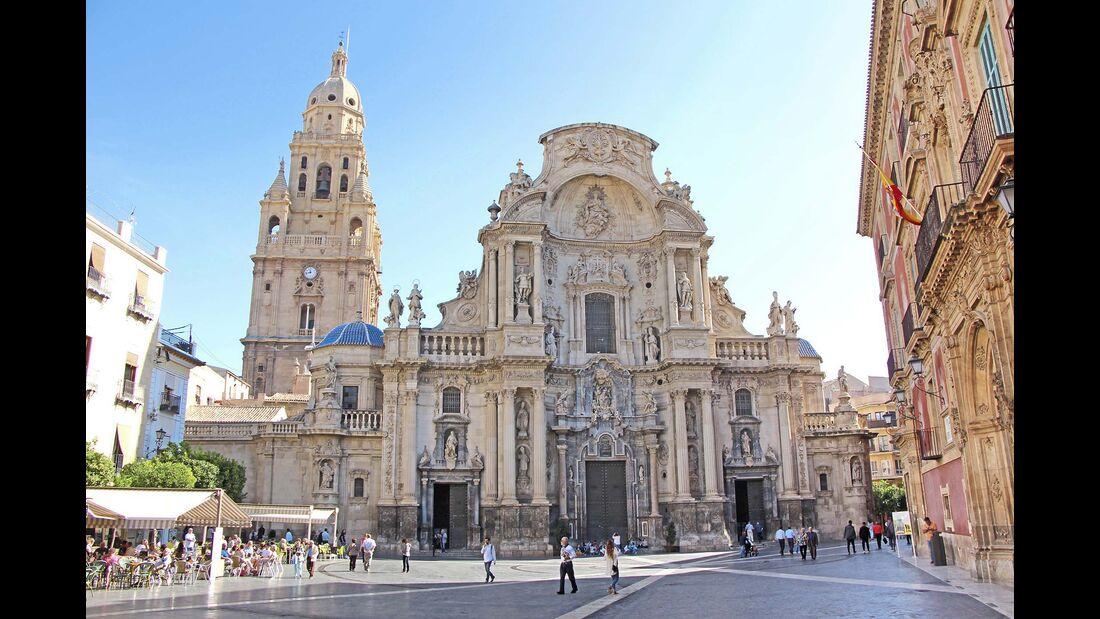 Costa Cálida Kathedrale