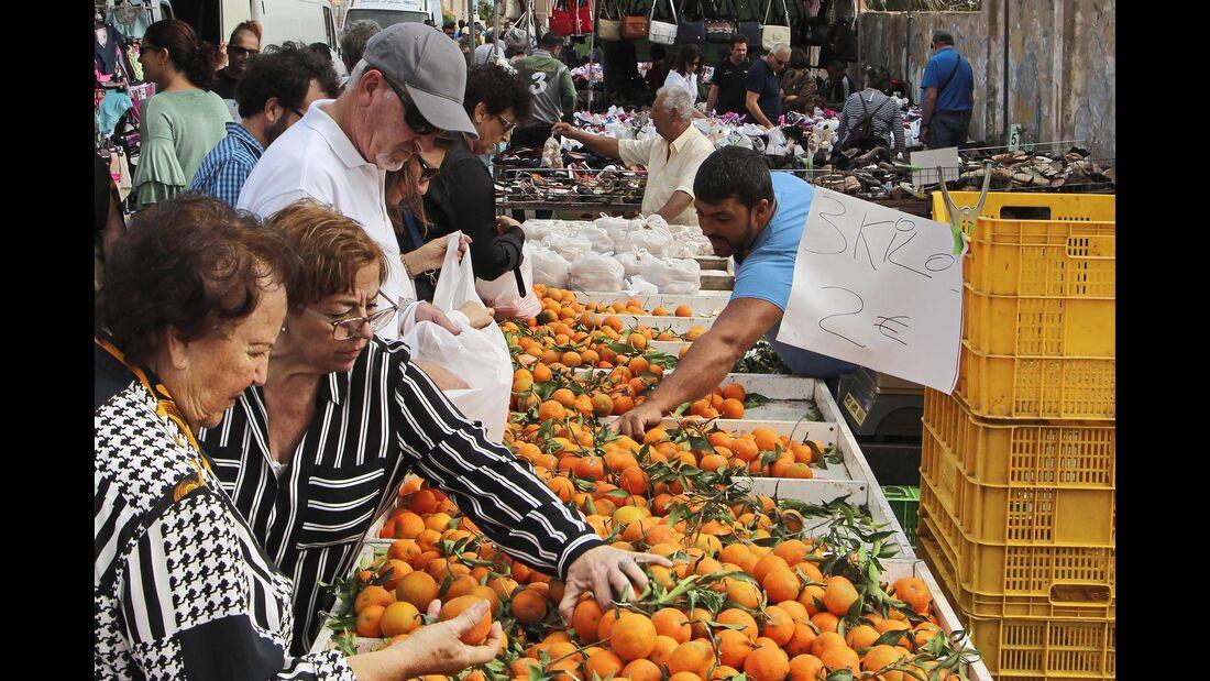 Costa Cálida Orangen