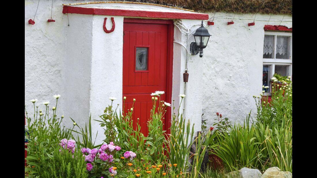 Cottage am Malin Head