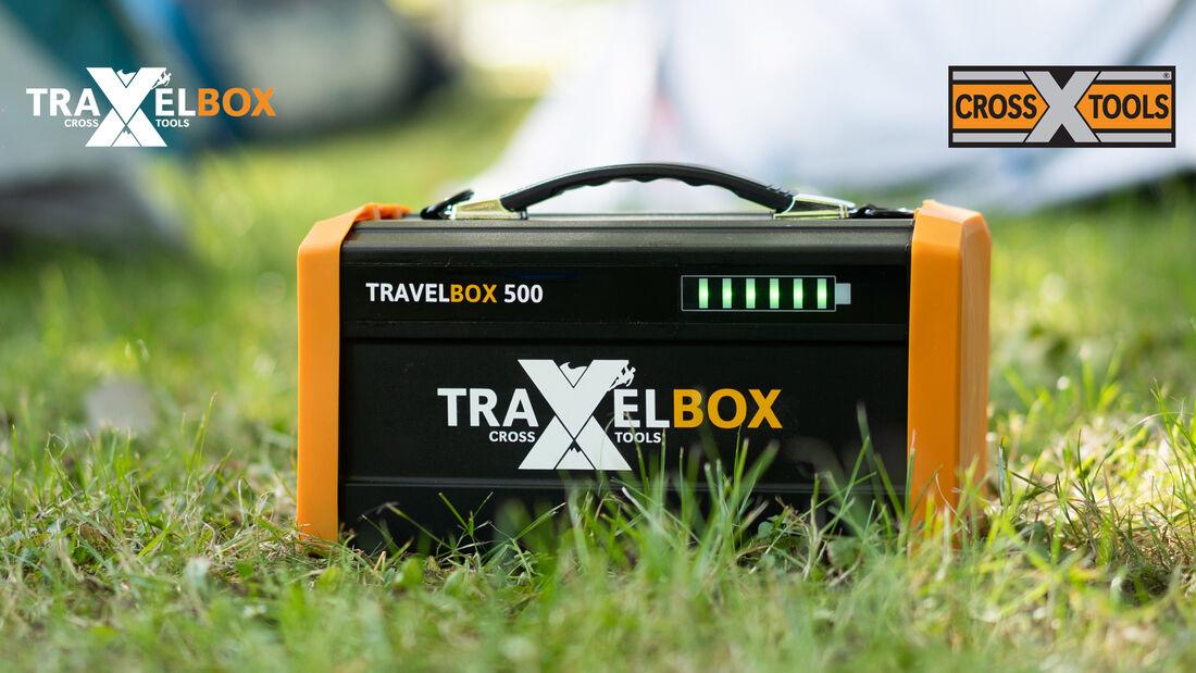 Cross Tools Travelbox 500