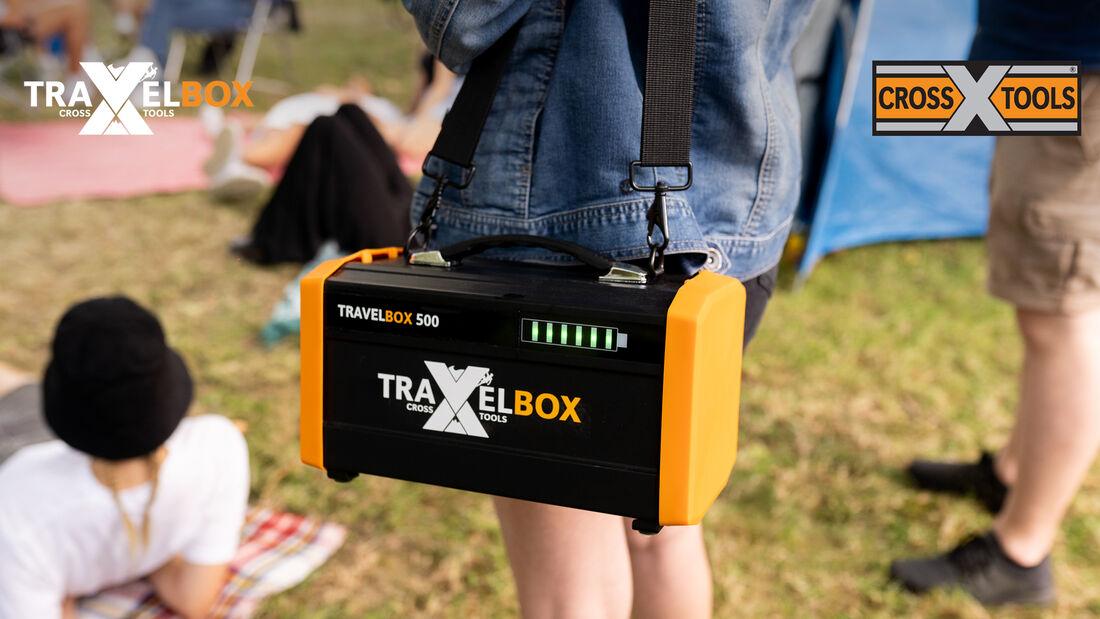 Cross Tools Travelbox501
