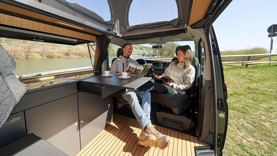 Custom-Bus Camper (2020)