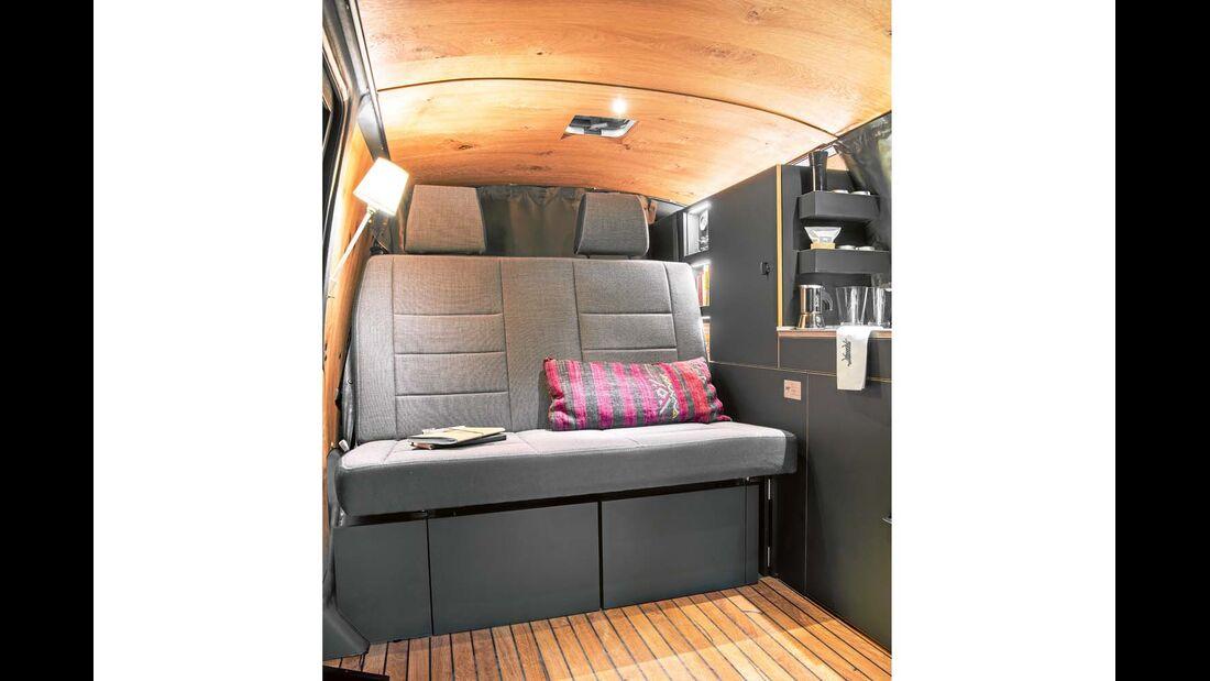 Custom-Bus: Die neue Holzklasse