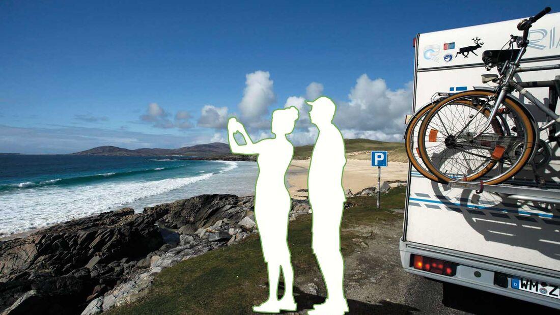 DFDS Seaways Gewinnspiel Schottland-Reise