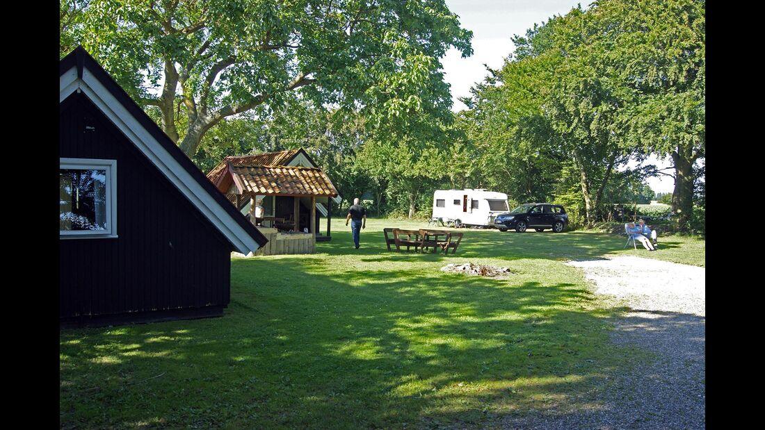 Dänemark: Camping Onsevig