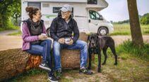 Dänemark, Camping, Wohnmobil
