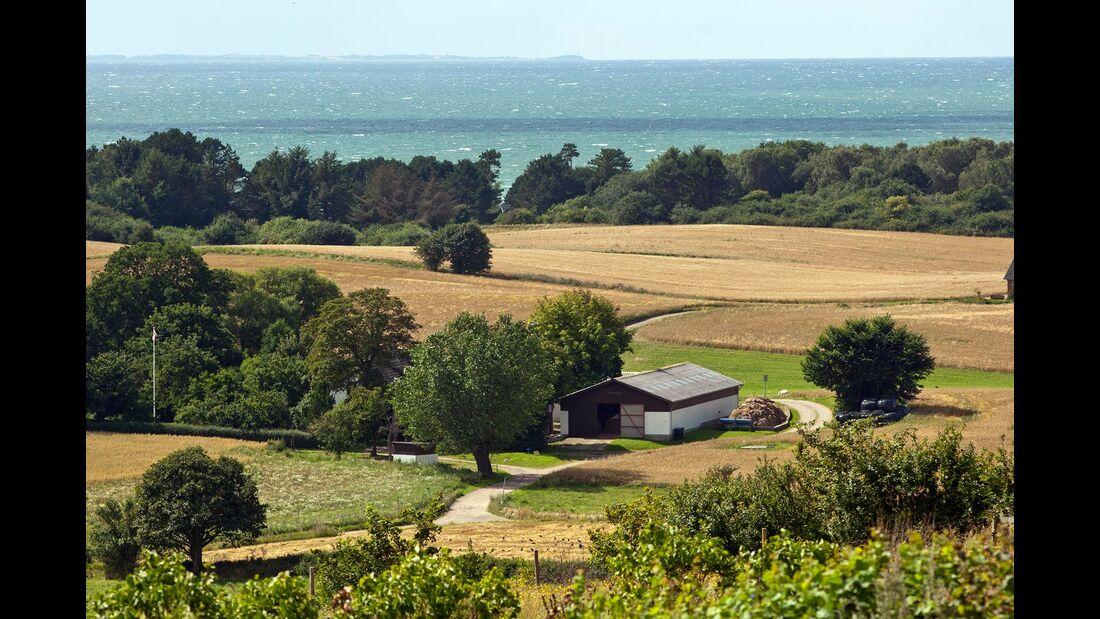 Dänemark: Lolland, Falster, Mons