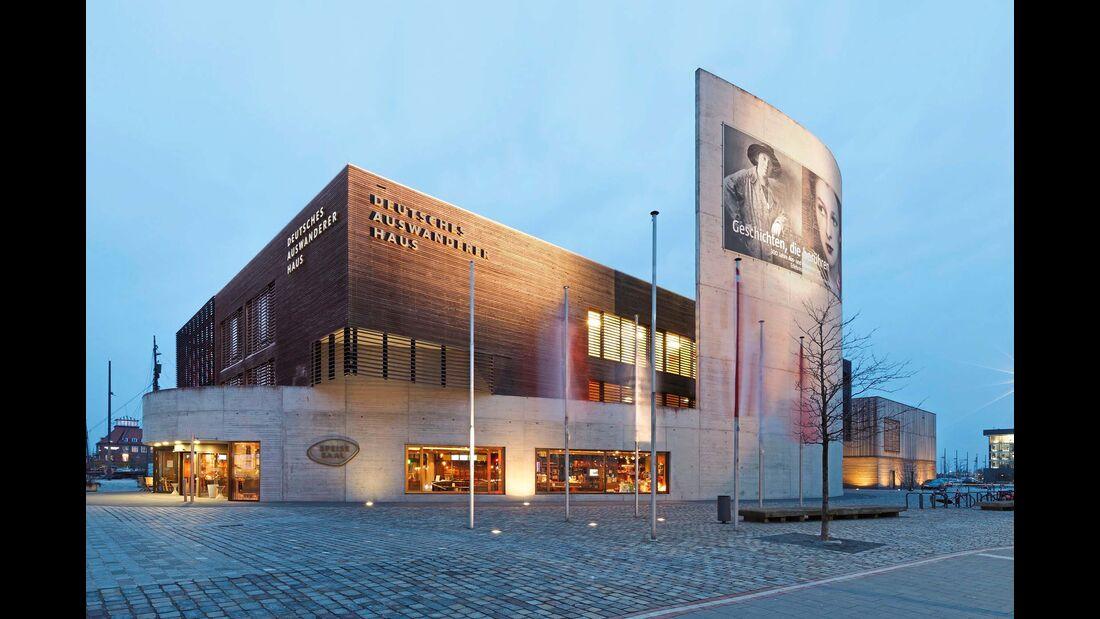 Das Auswandererhaus im Bremerhaven