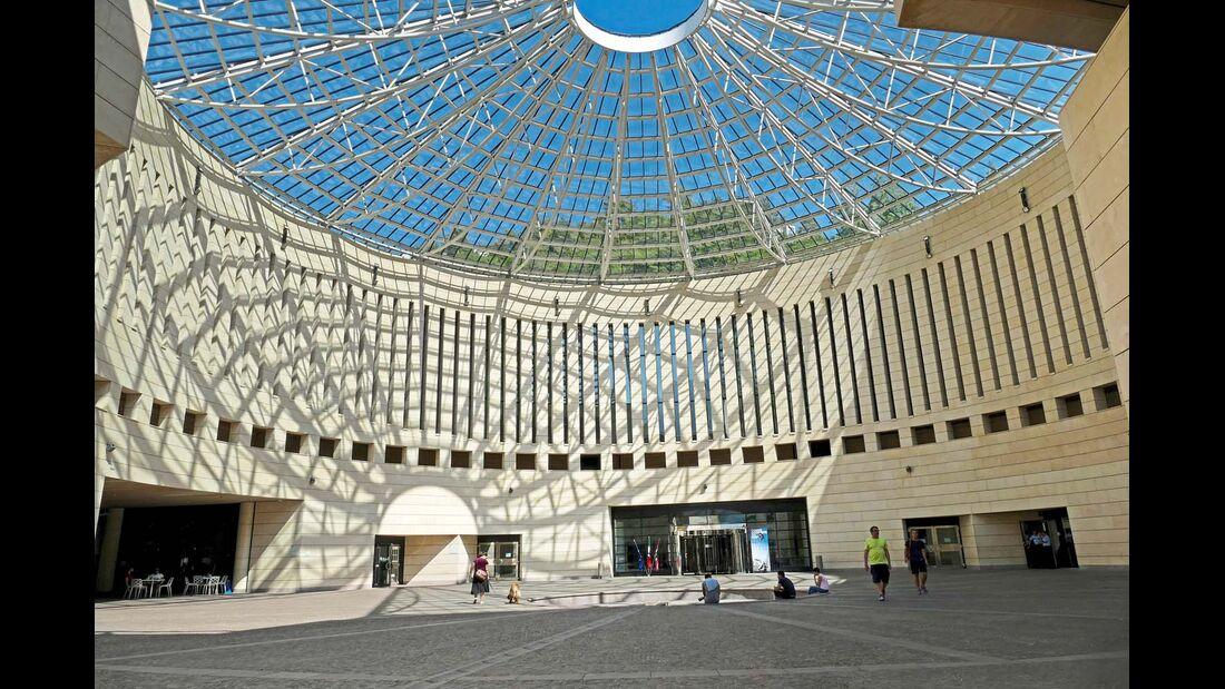 Das Museo MART bietet opulente Sammlungen moderner und zeitgenössischer Kunst