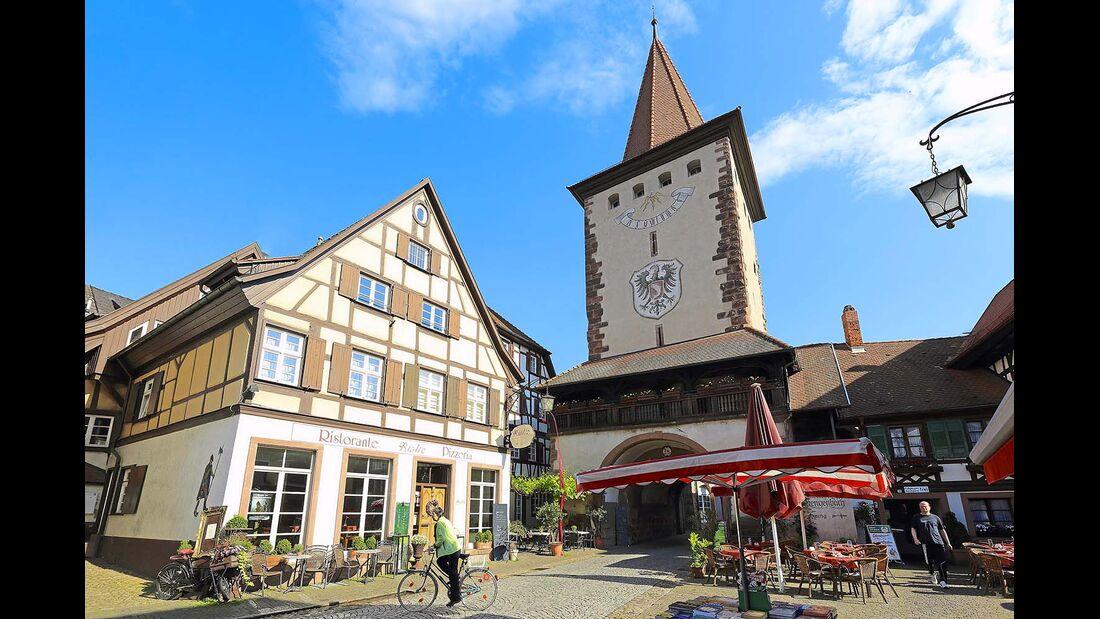 Das Obertor in Gengenbach