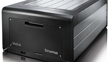 Das Truma Brennstoffzellensystem VeGA ist das erste System, das ausschließlich mit Flüssiggas betrieben wird.