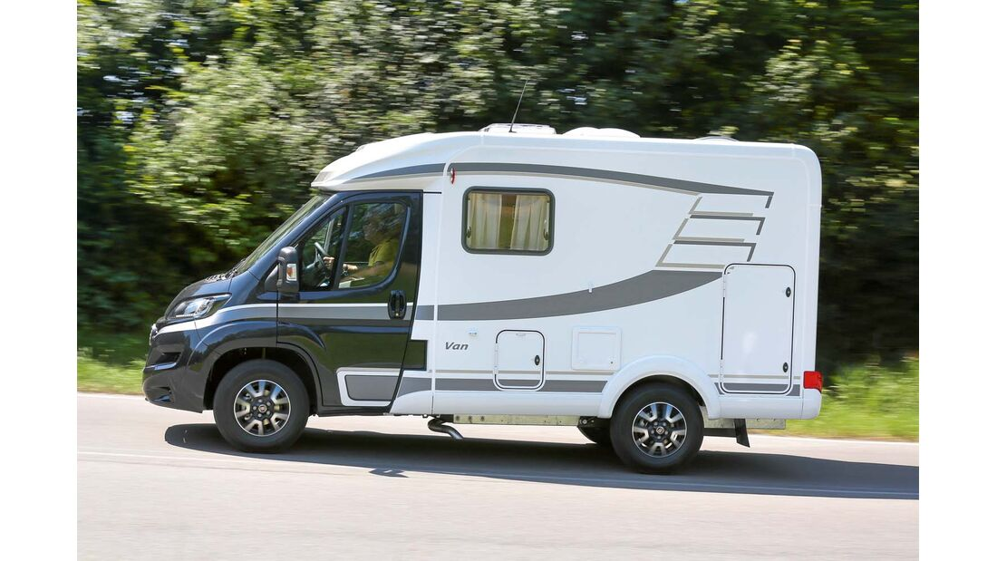 Das ultrakompakte Modell Van 314 ergänzt die Exsis-t-Baureihe.